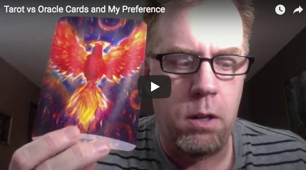 Tarot vs Oracle Cards